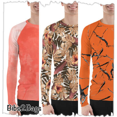 The Holiday & Winter Collection - Men's Rash Guard