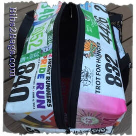 The 50k Gym Bag From Bibs2Bags